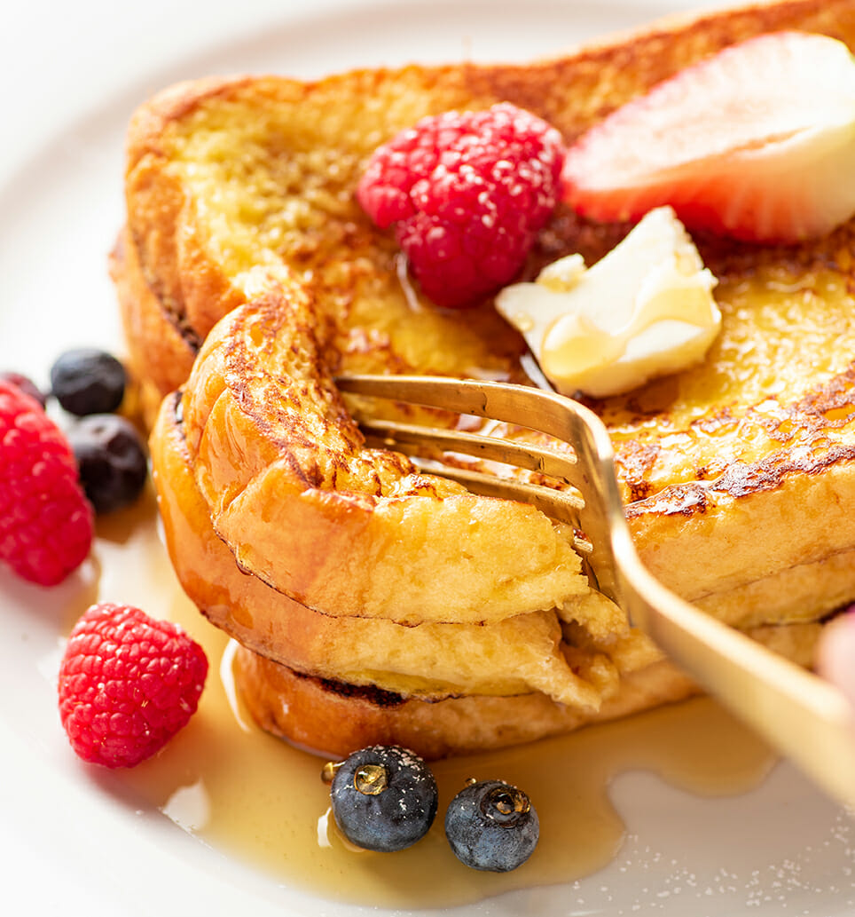 Recipe for French Toast