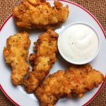 how to make the best damn buttermilk chicken tenders