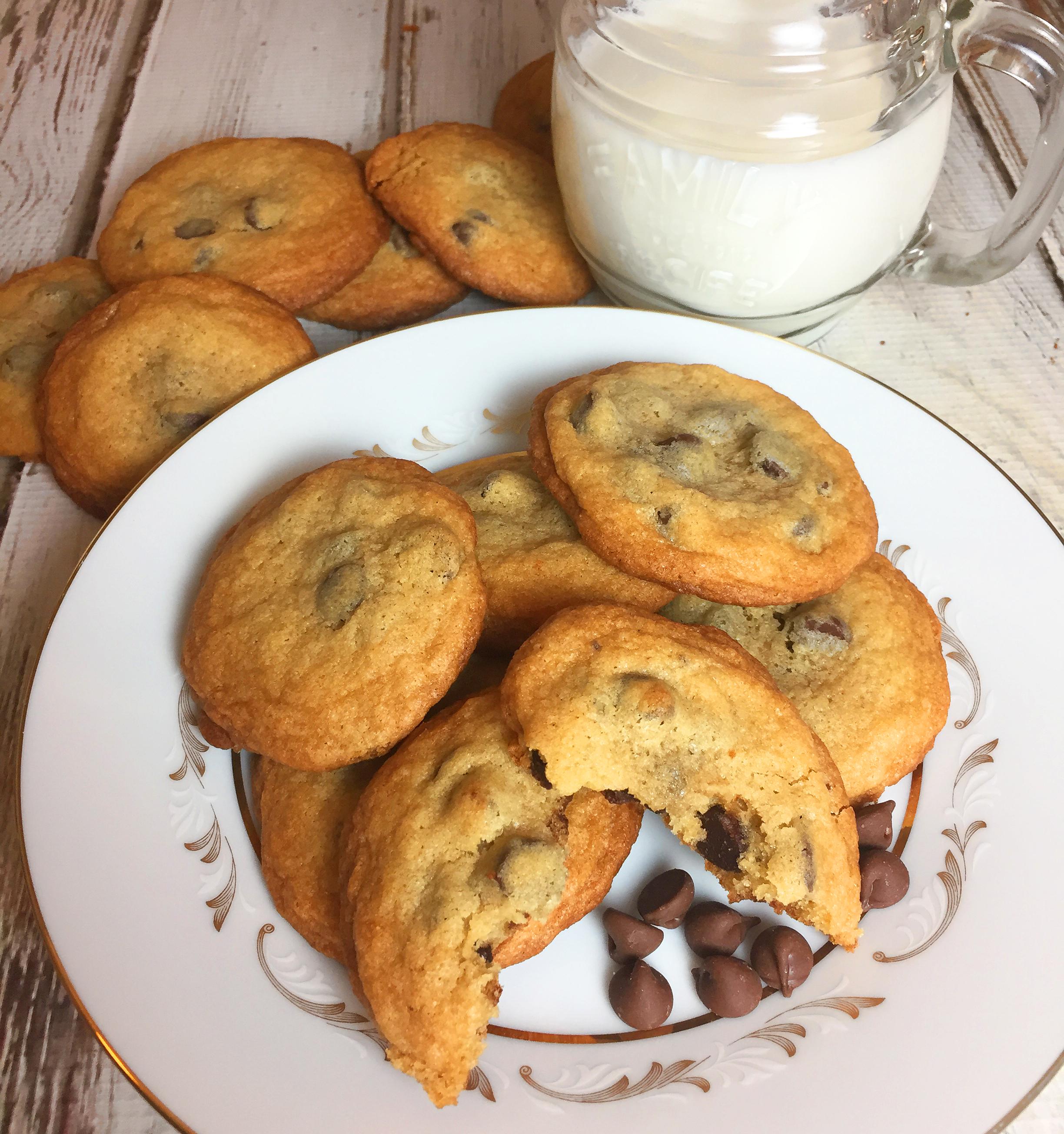 Best Damn Easy Chocolate Chip Cookies