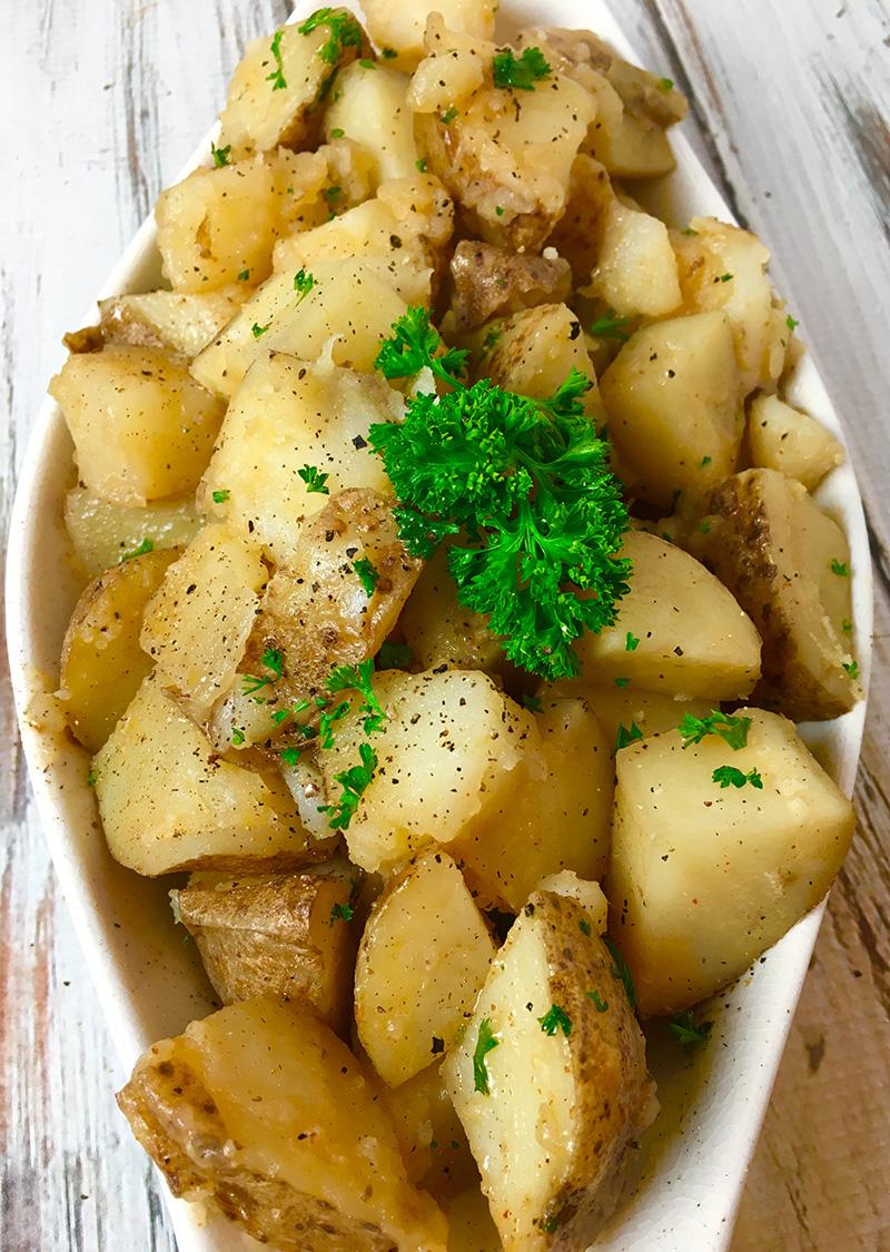 Instant Pot roast potatoes recipe