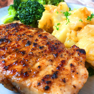 Instant Pot pork chops recipe