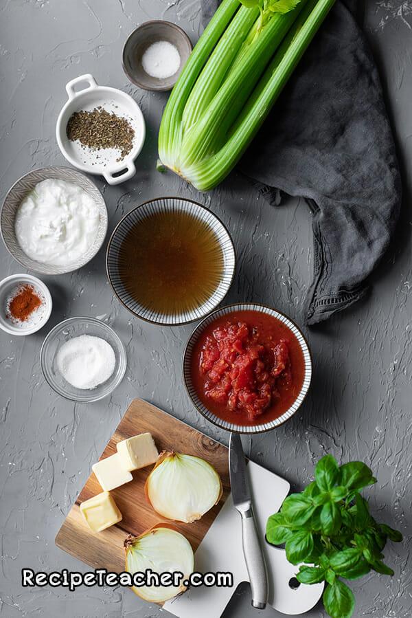 Recipe for Instant Pot Creamy Tomato Soup