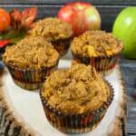 Recipe for pumpkin spice muffins
