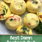 Recipe for Instant Pot Egg Bites