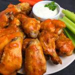 Recipe for Instant Pot Buffalo Wings
