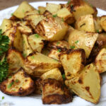 Air fryer roasted potatoes with ranch seasoning recipe