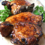 recipe for air fryer pork chops