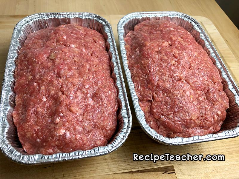 Meatloaf recipe for Instant Pot