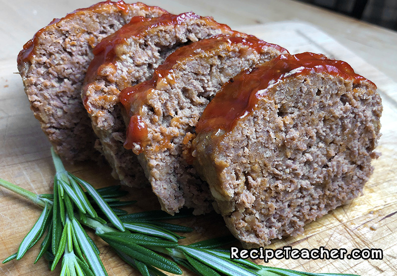 Recipe for Instant Pot Meatloaf