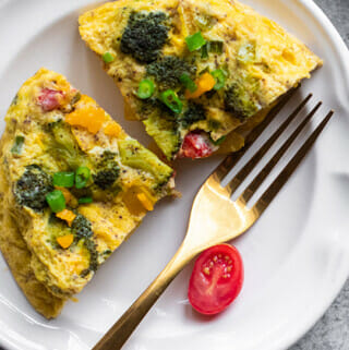 Instant Pot frittata recipe
