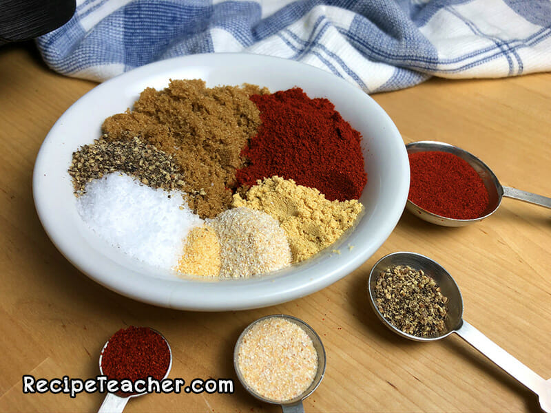 seasonings and spices for best damn air fryer pork tenderloin recipe