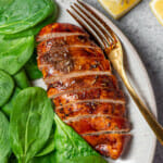 recipe for air fryer chicken breast