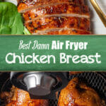 Recipe for air fryer chicken breast