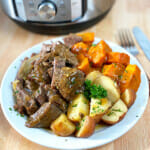 Recipe for Instant Pot pot roast