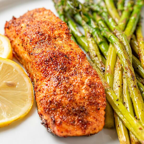 Recipe for air best damn air fryer salmon