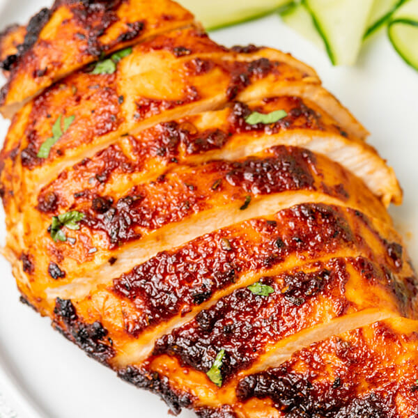 Recipe for air fryer chipotle chicken breast