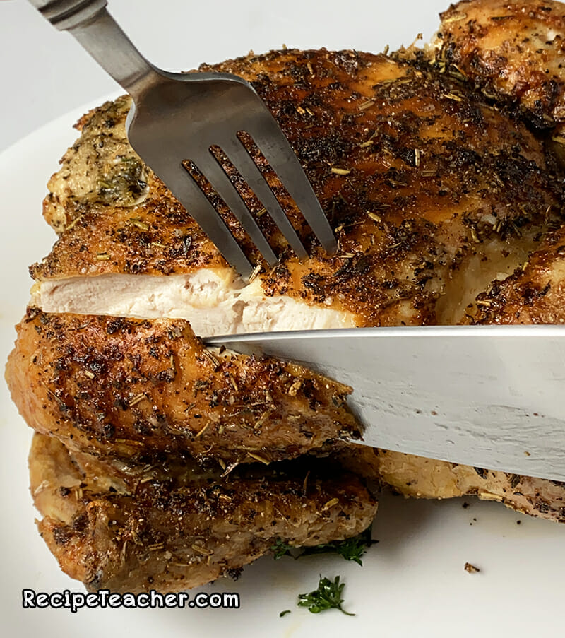 Recipe for air fryer whole chicken