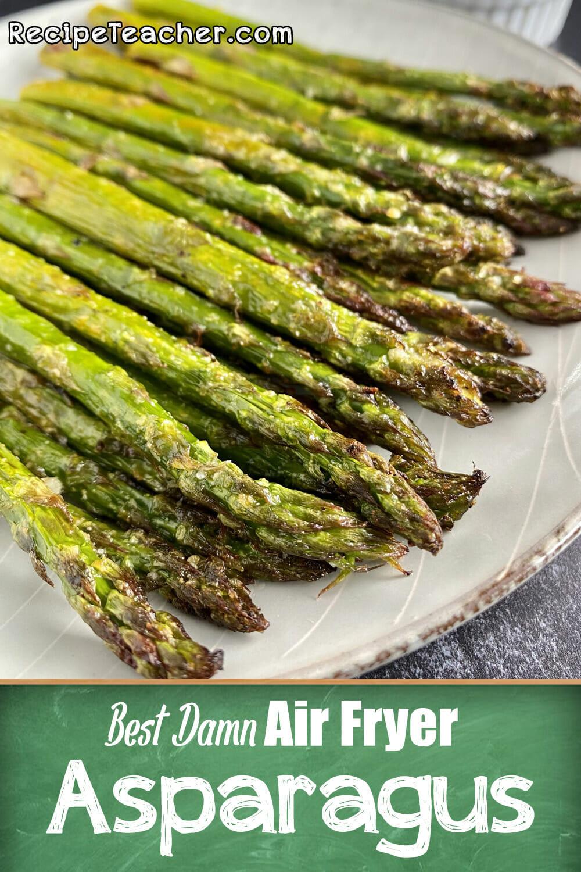 Recipe for air fryer asparagus