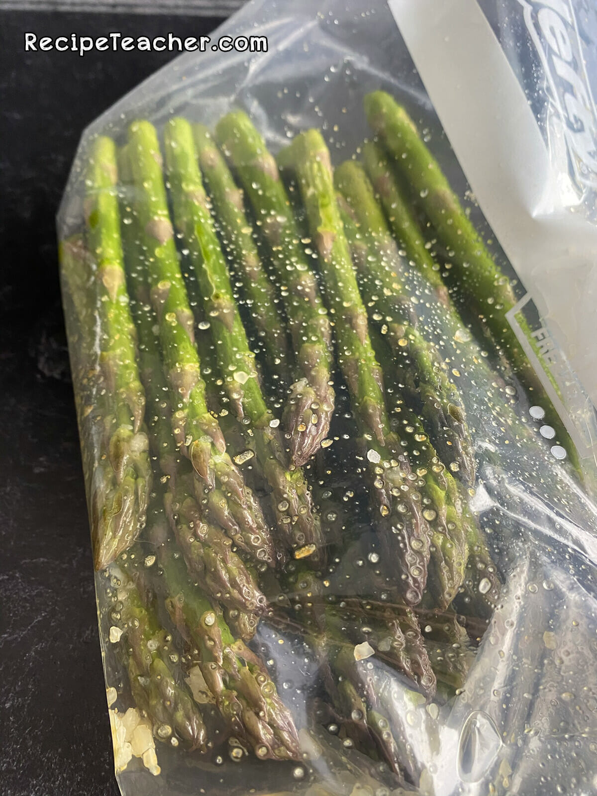 Best Damn Air Fryer Asparagus