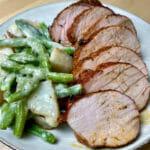 Recipe for oven roasted pork tenderloin