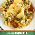 Recipe for Instant Pot feta pasta