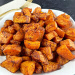 Recipe for air fryer sweet potatoes