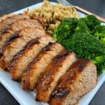 Recipe for sweet and spicy pork tenderloin