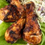 Recipe for grilled chicken drumsticks