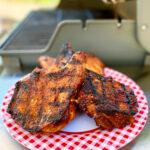 Recipe for best damn grilled pork chops