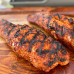 Recipe for grilled pork tenderloin