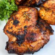 Recipe for air fryer boneless, skinless chicken thighs