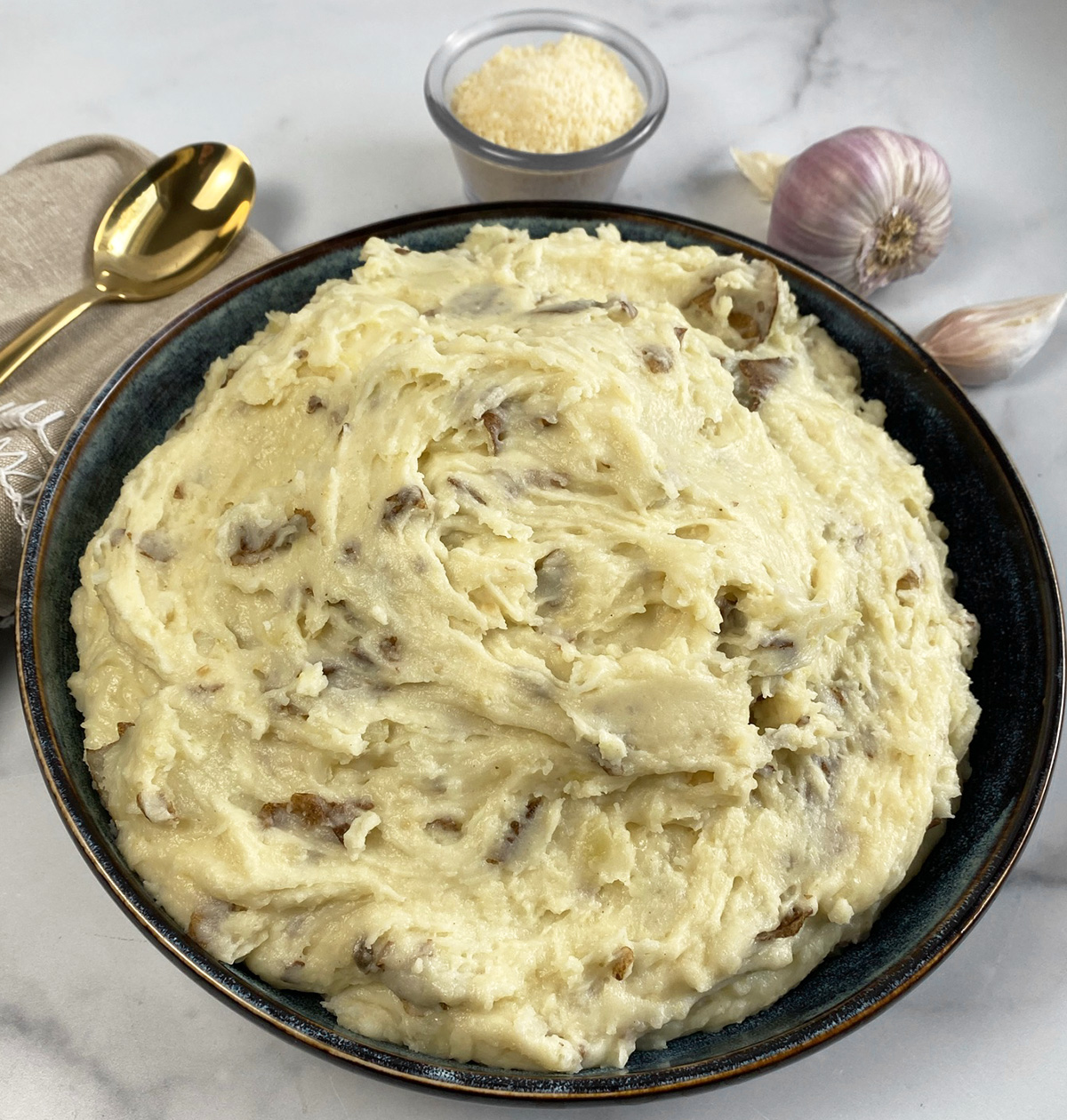 Recipe for Instant Pot mashed potatoes
